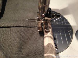 finish stitch bind